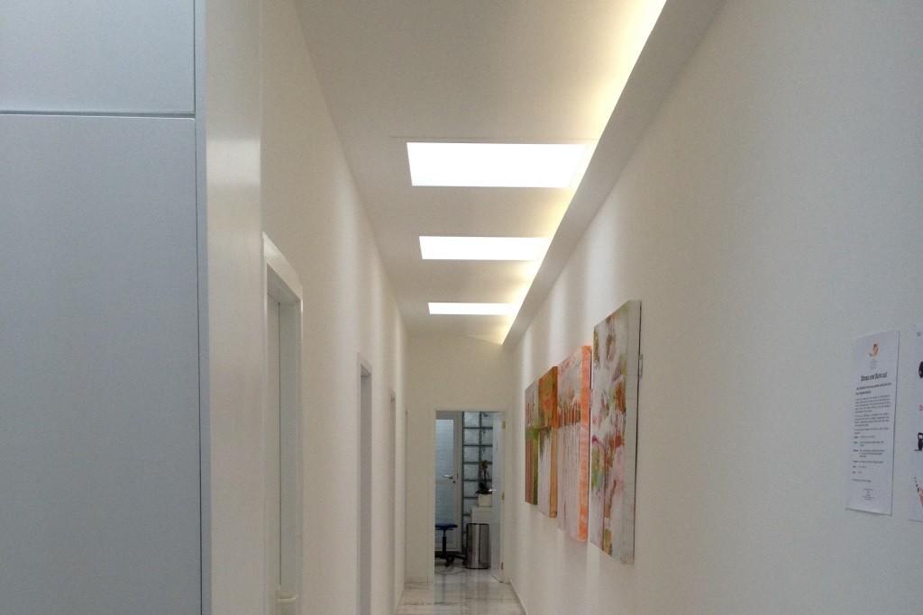 stuckleiste dbkl 125 st f r indirekte beleuchtung decke bendu. Black Bedroom Furniture Sets. Home Design Ideas
