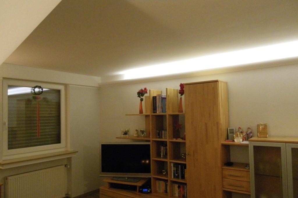 stuckleiste dbkl 100 st f r indirekte beleuchtung decke bendu. Black Bedroom Furniture Sets. Home Design Ideas
