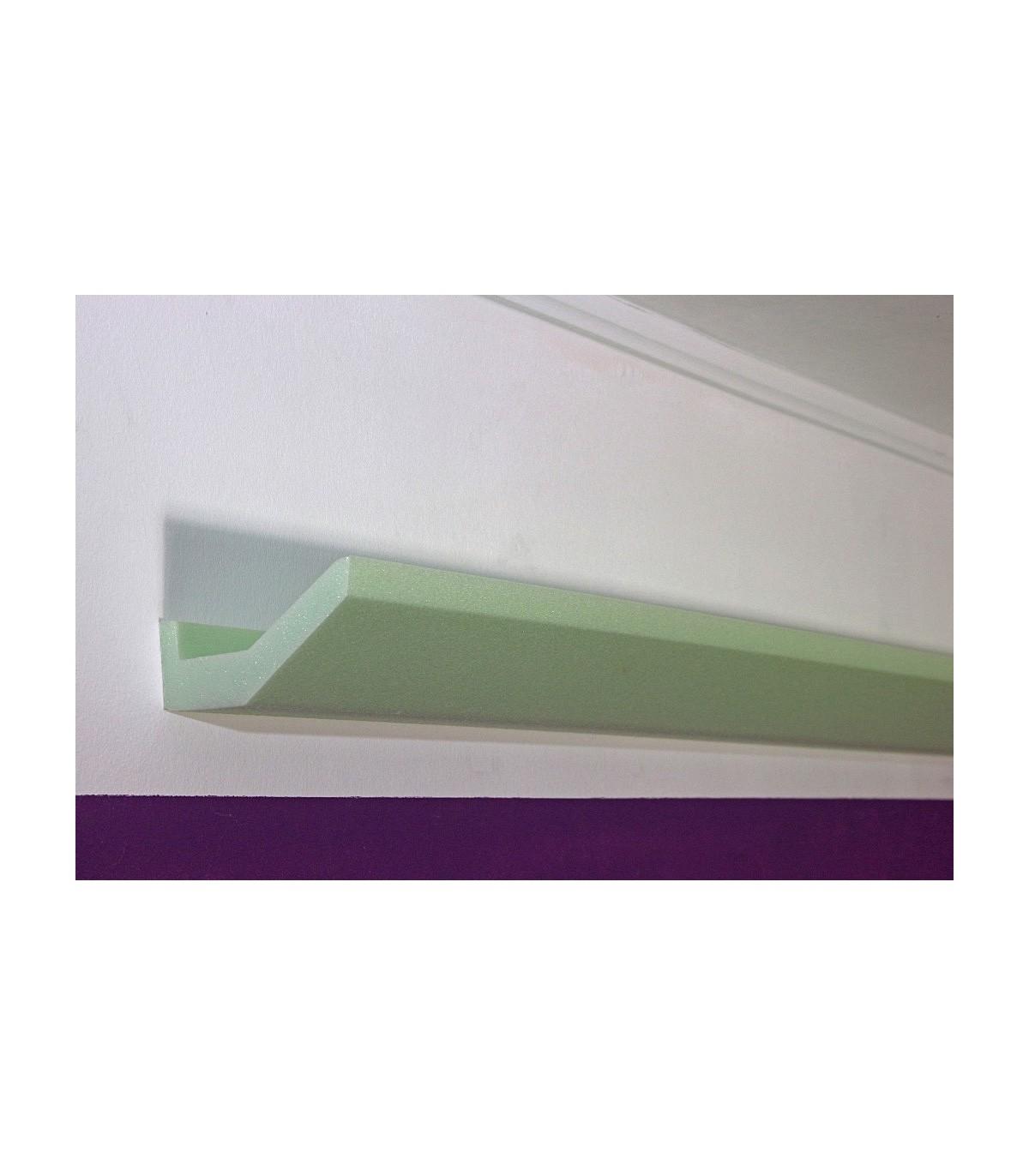 stuckleiste dbml 70 st f r indirekte led beleuchtung decke bendu. Black Bedroom Furniture Sets. Home Design Ideas