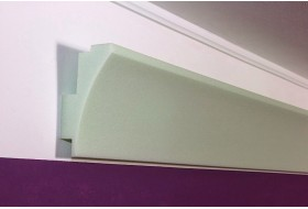 "LED Stuckprofil für indirekte Wandbeleuchtung ""WDKL-85B-ST"""