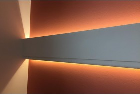 "Stucco for indirect lighting - ""WDKL-65B-PR"""