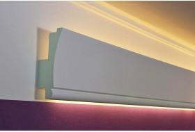 """LED Stuckprofil für indirekte Wandbeleuchtung """"WDKL-65B-PR"""""""