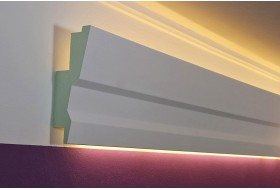 "Stucco for indirect lighting - ""WDML-65A-PR"""