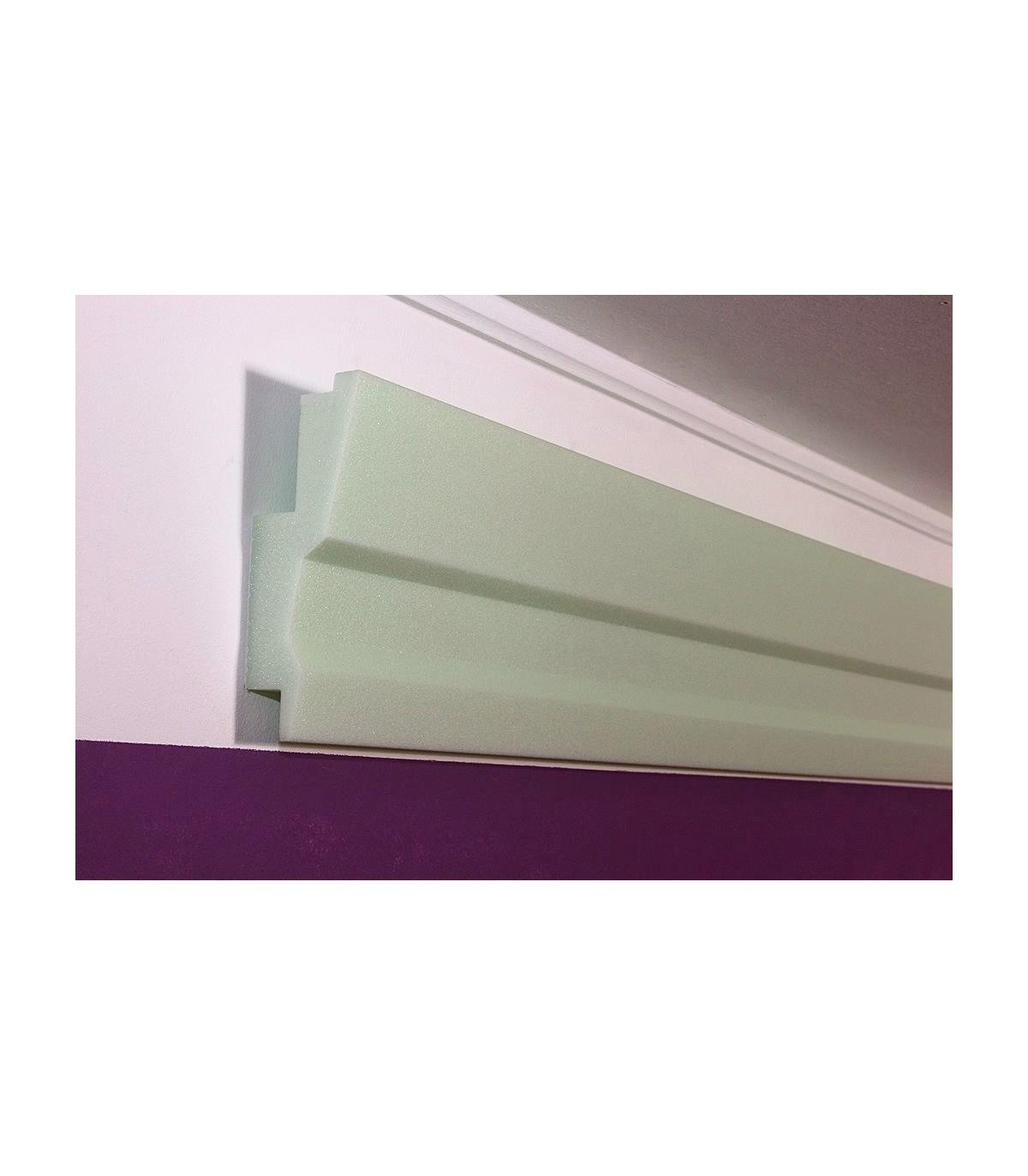 led stuckprofil wdml 65a st f r indirekte beleuchtung der wand bendu. Black Bedroom Furniture Sets. Home Design Ideas