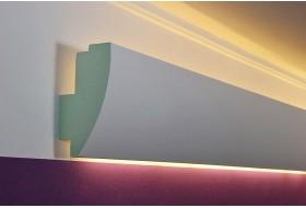 "LED Stuckprofil für indirekte Wandbeleuchtung ""WDML-85A-PR"""