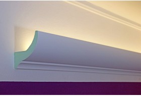Stucco for indirect LED Lighting - DBKL-75-PR