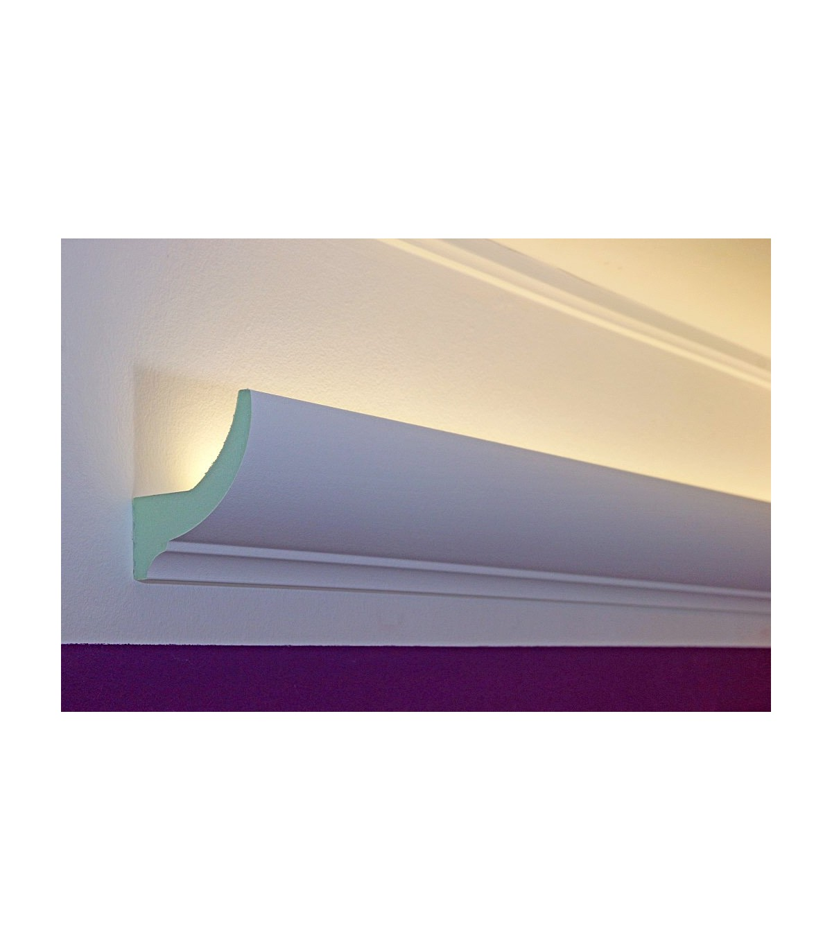 led lichtvouten dbkl 75 pr f r indirekte beleuchtung decke bendu. Black Bedroom Furniture Sets. Home Design Ideas