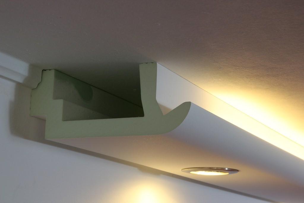 Stuckleisten Wdkl 200a Pr Für Indirekte Beleuchtung Wand Decke Bendu