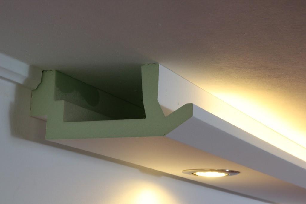 Stuckprofile Wdml 200b Pr Fur Indirekte Beleuchtung Wand Decke
