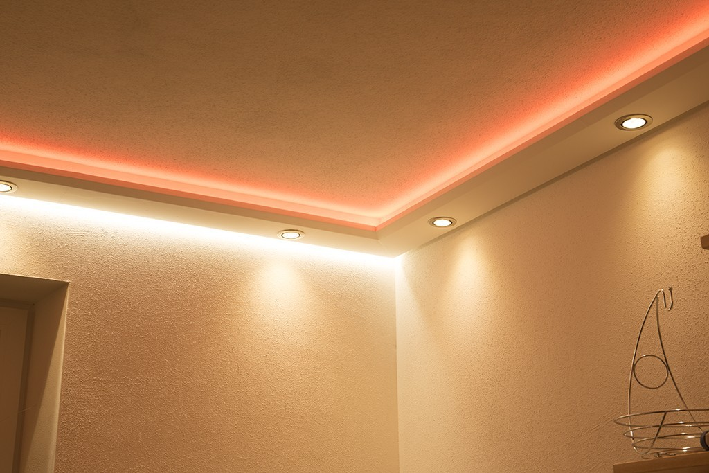 Stucco For Indirect Led Lighting Wdml 200b St