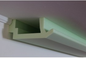 Stucco for indirect LED lighting - WDML-200B-ST