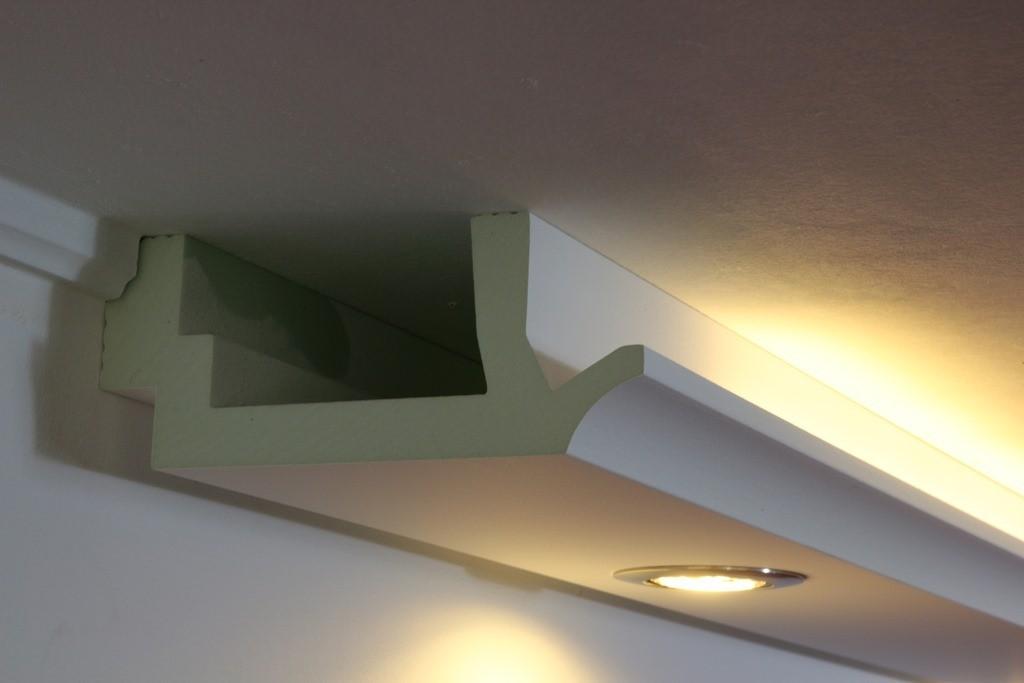 led stuckprofil wdkl 200b pr indirekte beleuchtung wand decke bendu. Black Bedroom Furniture Sets. Home Design Ideas