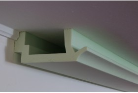 Stucco for indirect LED lighting - WDKL-200B-ST