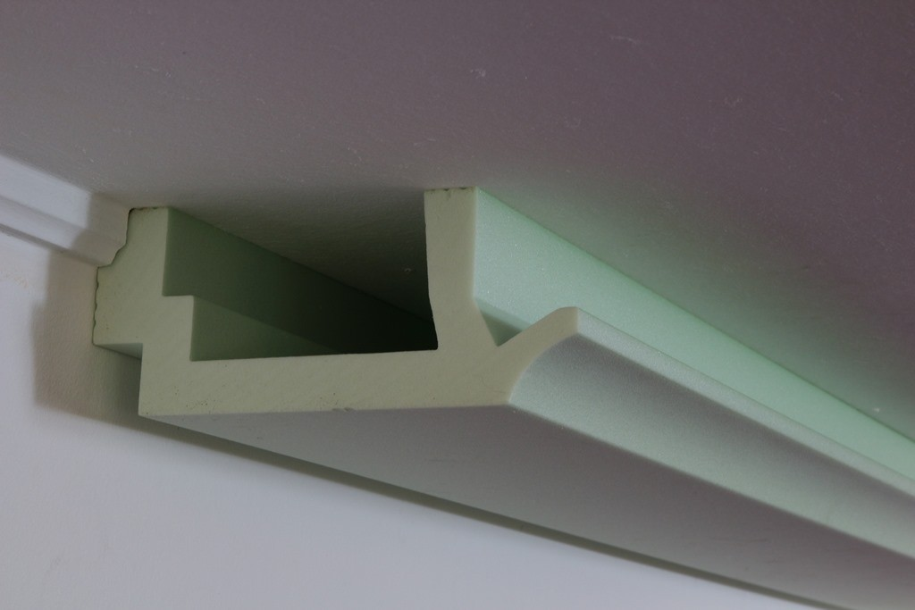 led stuckprofile wdkl 200b st indirekte beleuchtung wand decke bendu. Black Bedroom Furniture Sets. Home Design Ideas