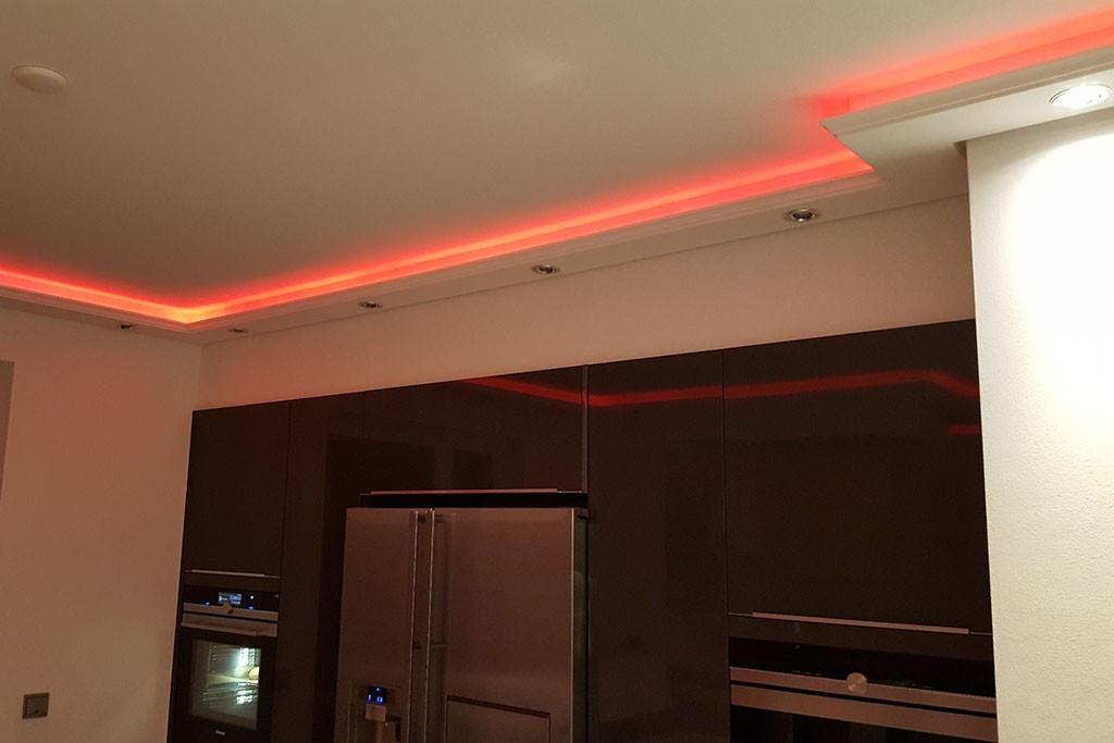 led stuckleisten wdkl 200c pr f r indirekte beleuchtung wand decke bendu. Black Bedroom Furniture Sets. Home Design Ideas