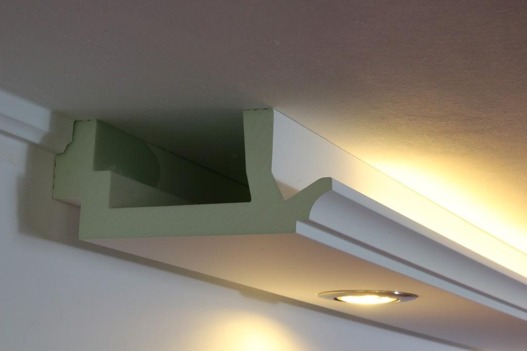 LED Stuckleisten WDKL-200C-PR Für Indirekte Beleuchtung