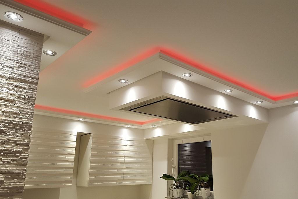 stuck leisten wdkl 200c st f r indirekte beleuchtung wand decke bendu. Black Bedroom Furniture Sets. Home Design Ideas