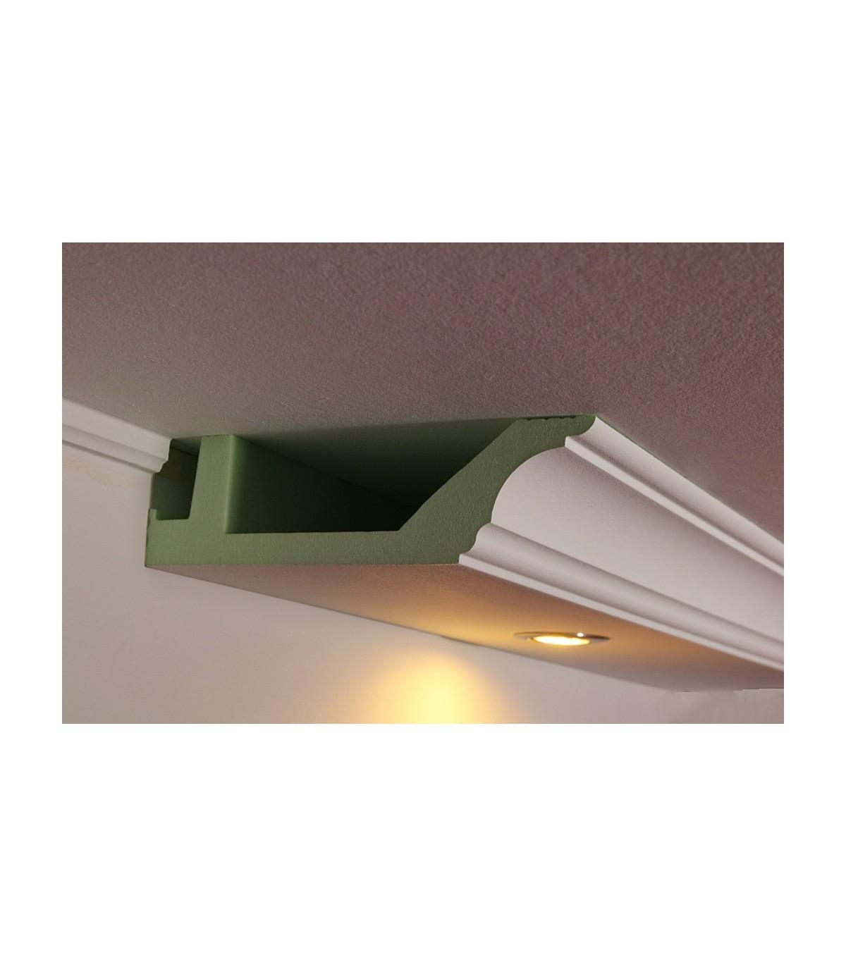 lichtprofil bskl 290a pr f r direkte led beleuchtung der wand bendu. Black Bedroom Furniture Sets. Home Design Ideas