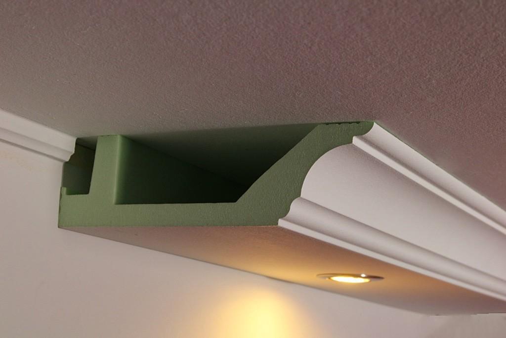 deckenprofil bskl 290a pr f r direkte led beleuchtung der wand bendu. Black Bedroom Furniture Sets. Home Design Ideas