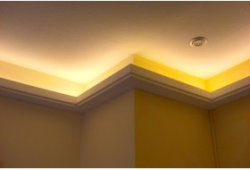 Stucco for indirect LED Lighting - DBML-100-PR