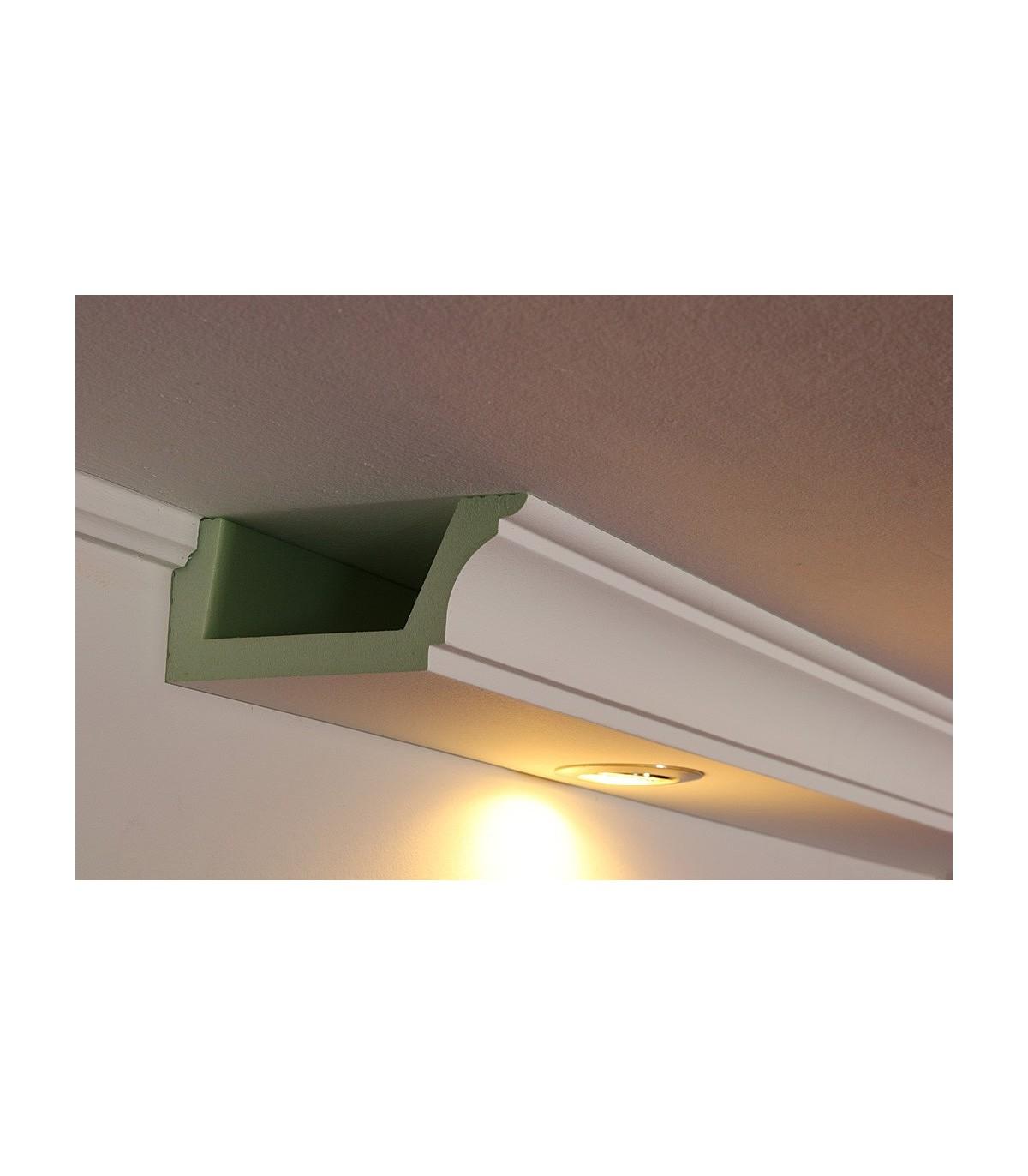lichtprofil bskl 180a pr f r direkte led beleuchtung der wand bendu. Black Bedroom Furniture Sets. Home Design Ideas