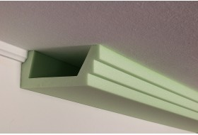 """Lighting profile for installation of LED spotlights """"BSML-180A-ST"""""""