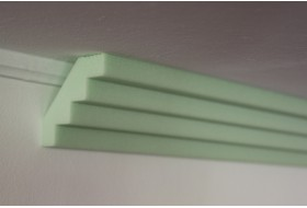 "Stucco for combination with lighting profiles ""SLPML-82-ST"""