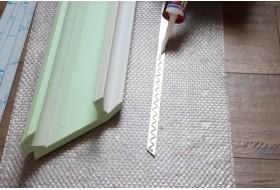 UKDM-Kleber zum Befestigen der Alukühlprofile zur Kühlung von LED Stripes.