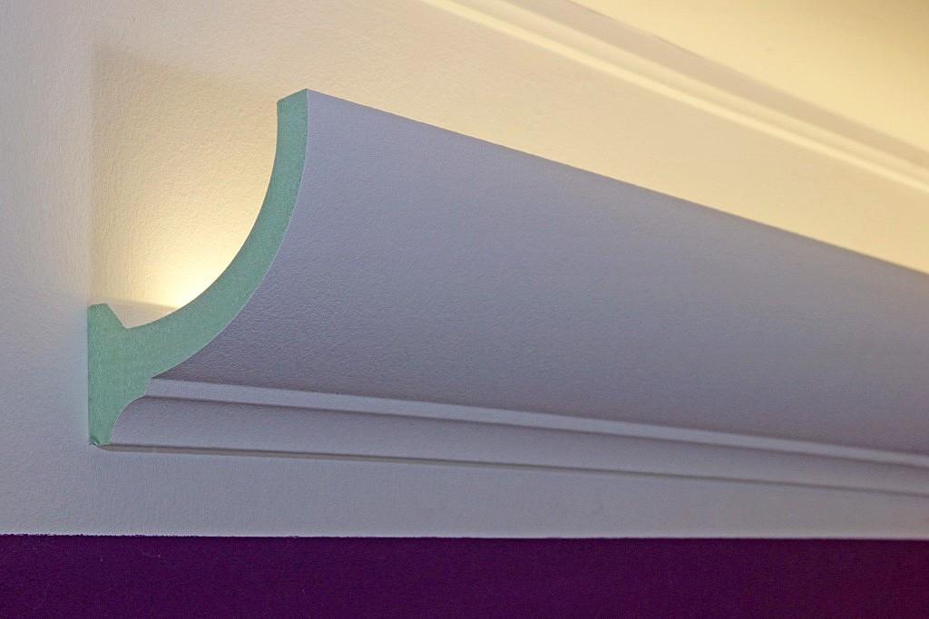Lichtvouten Dbkl 100 Pr Fur Indirekte Beleuchtung Decke Bendu