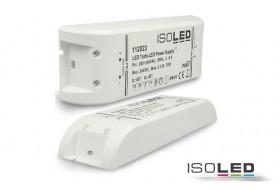 LED Trafo Ultraslim 0-75 Watt bei 24 Volt/DC