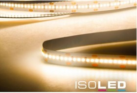 LED linear-strip warm white with 6.0 watts per meter at 24 volt, IP20