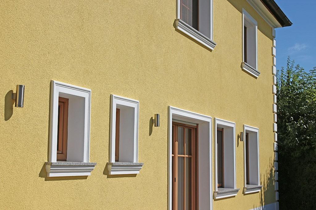 Window Surrounds For The Exterior Facade Fakl 120 Pr