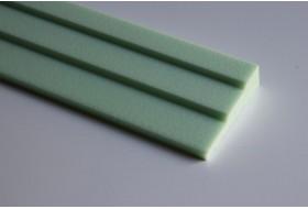 """Fensterumrahmung """"FAML-100-ST"""" für die Einrahmung von Fenster und Türen an der Außenfassade aus Hartschaum."""