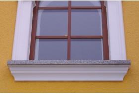 "Windowsill cornices for the exterior façade ""SBKL-95-ST"""