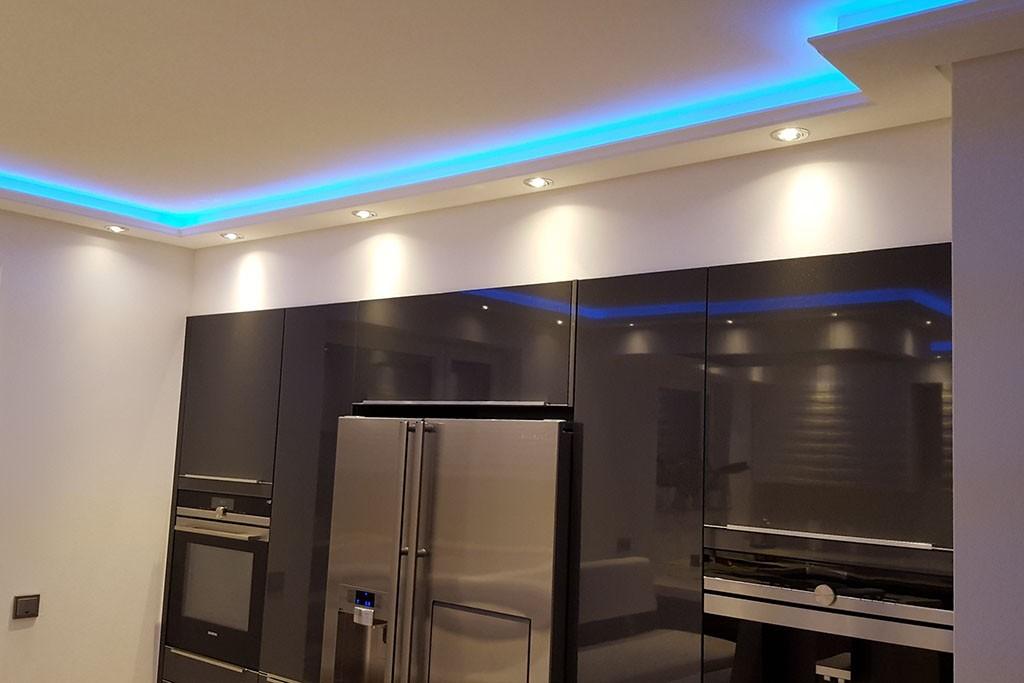 Stucco For Indirect Led Lighting Wdkl 200c St