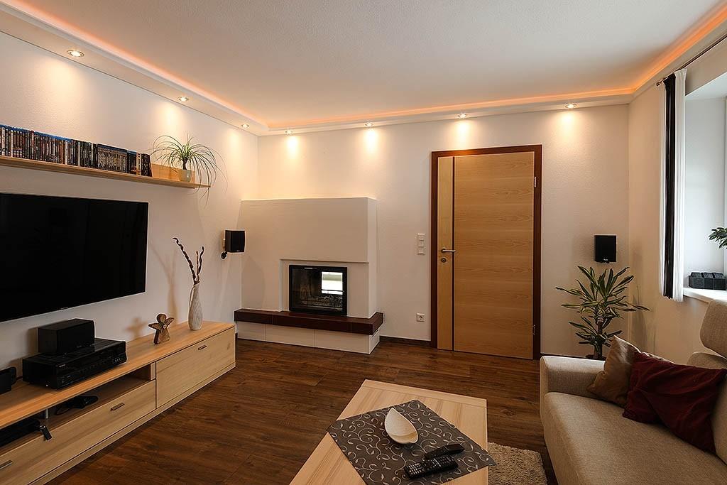 """LED Stuckprofil """"WDKL-200B-PR"""" indirekte Beleuchtung Wand / Decke ..."""