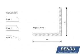 Details zum Bossenstein EBML-250250-PR.