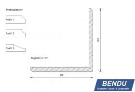 """copy of Quoins for the exterior façade """"EBML-240240-PR"""""""