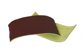 Schleifleinen für zur Verwendung mit den Handschleifer.