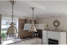 Moderne Lichtprofile für die direkte LED Beleuchtung in der Küche von BENDU.