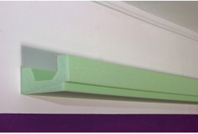Stucco for indirect LED lighting - DBML-100-ST