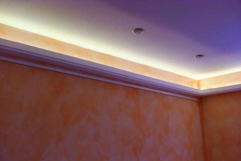 stuckleiste dbml 100 st f r indirekte beleuchtung decke bendu. Black Bedroom Furniture Sets. Home Design Ideas