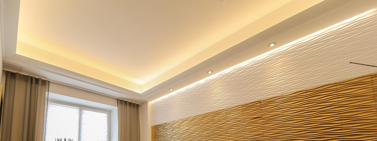 STUCCO AND LIGHTING PROFILES