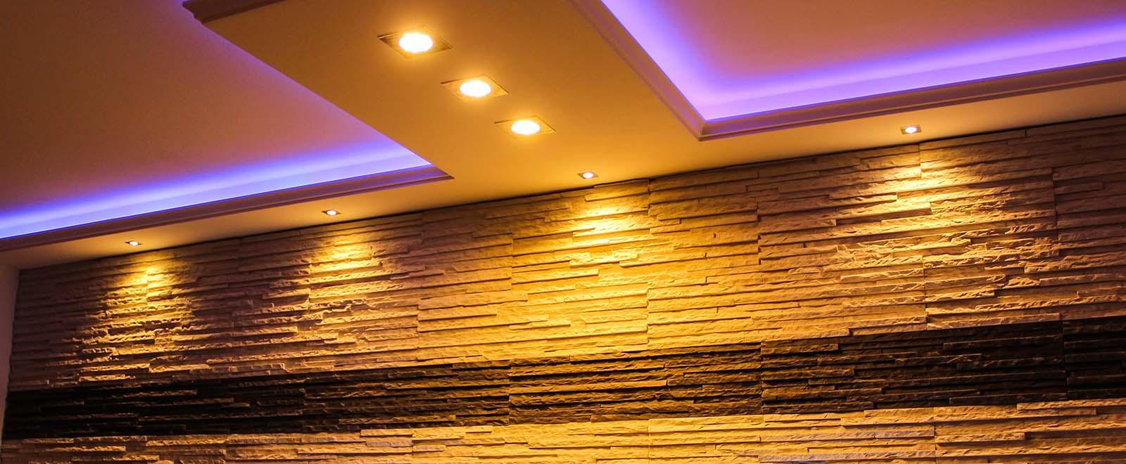 DIY-Projekte – Ideen und Anregungen für indirekte Beleuchtung und Fassadengestaltung ✓ Ihr Experte - BENDU