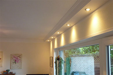 Lighting Profiles for Walls